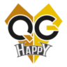 QG Happy logo